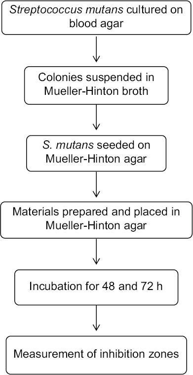 Figure 1: Flowchart of the study experiment